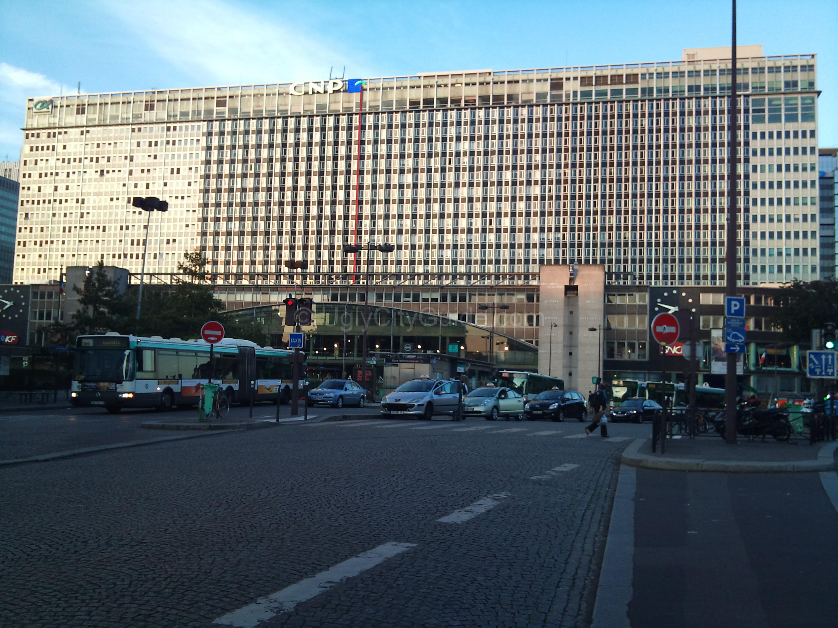 Gare de Montparnasse