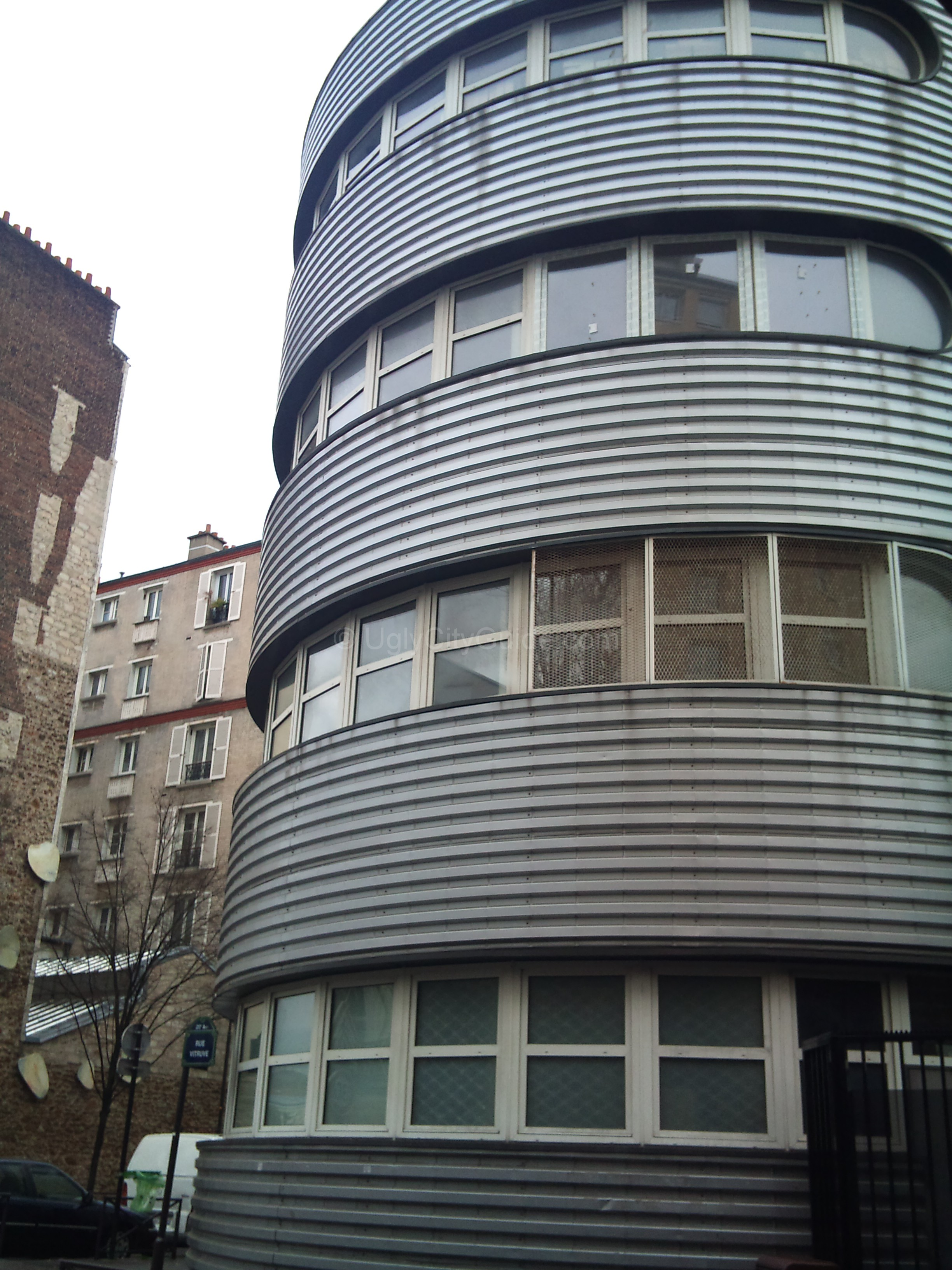 The Tin Can House at the 20th